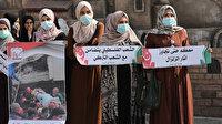 Kötü gün dostumuzdan İzmir'e destek: Gazzeliler yaşanan deprem sonrası Türkiye için dayanışma gösterisi düzenledi