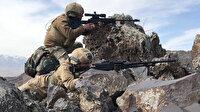 Barış Pınarı bölgesinde 7, Fırat Kalkanı bölgesinde 2 terörist etkisiz hale getirildi
