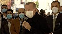 Cumhurbaşkanı Erdoğan, Prof. Dr. Burhan Kuzu'nun Fatih Camii'ndeki cenazesine katıldı