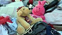 Yağcılar Apartmanı'nın enkazından çıkarılan oyuncaklar yürekleri sızlattı