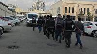 """Mardin merkezli 4 ilde """"joker"""" operasyonu: 10 kişi gözaltına alındı"""