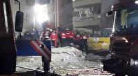 Rıza Bey Apartmanı'ndan üzücü haber: İki kadın cesedi çıkartıldı