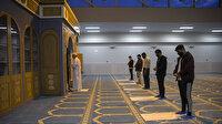 Yunanistan'ın başkenti Atina'nın ilk camisi ibadete açıldı