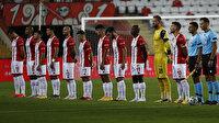 Antalyaspor son üç maçını 11 kişi tamamlayamadı