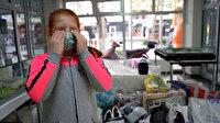 Kırklareli'nden, İzmir'e yardım gönderen küçük kız gözyaşlarına boğuldu