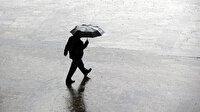 İstanbul'da sağanak yağış etkili oluyor: Meteoroloji 5 günlük hava durumu tahminini açıkladı