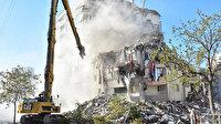 Emrah Apartmanı ile ilgili dehşete düşüren iddia: Betonu kürekle kırılacak kadar dayanıksız