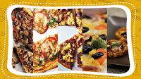 Pizza tarifleri: 4 mevsim pizza tarifleri