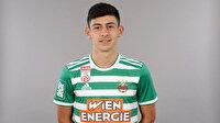 Rapid Wien forması giyen Yusuf Demir gollerine devam ediyor