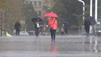 Meteorolojiden 4 ile kuvvetli sağanak uyarısı