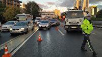 Avrasya Maratonu nedeniyle 15 Temmuz Şehitler Köprüsü trafiğe kapandı