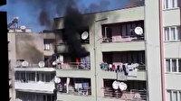 Aydın'da uyuşturucu kullandığı öne sürülen bir kişi, babasının evini yaktı