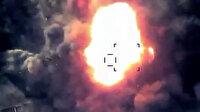 Azerbaycan ordusu, Ermenistan'a ait hava savunma sistemini havaya uçurdu