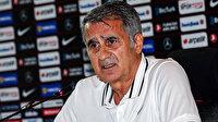 Şenol Güneş Hırvatistan maçında oynatmayacağı ismi açıkladı