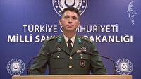MSB'den açıklama: Saldırı hazırlığındaki 26 terörist etkisiz hale getirildi