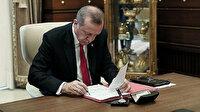 Erdoğan'ın imzasıyla yayımlandı: Yedi bakanlık için onlarca atama kararı