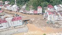 Selin vurduğu Dereli'de 144 konutun inşası başladı: 7 ayda tamamlanacak