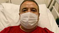 Koronavirüs tedavisi gören Muhittin Böcek normal servise alındı