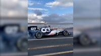 Formula 1 pilotu Pierre Gasly 15 Temmuz Şehitler Köprüsü'nde drift yaptı, sosyal medya yorumlarla yıkıldı