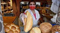 Edirne'de fırıncılar zam kararını beklemedi: Ekmek 2 lira oldu