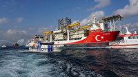 2020 yılında dünyada denizlerde yapılan en büyük keşif: Kanuni sondaj gemisi Karadeniz'e uğurlandı