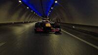 Vali Yerlikaya, Formula 1 aracının Avrasya Tüneli'nden geçtiği görüntüleri paylaştı: Ses ve görüntü harika...