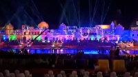 Hindistan'daki 'Diwali Işık Festivali'nden renkli görüntüler