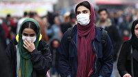 İran'da güncel koronavirüs tablosu: Son 24 saatte 459 kişi hayatını kaybetti
