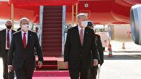 Cumhurbaşkanı Erdoğan ve MHP lideri Bahçeli KKTC'ye geldi
