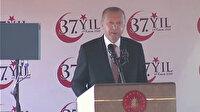 """Cumhurbaşkanı Erdoğan'dan KKTC'de önemli açıklamalar, """"Dünün güneşiyle bugünün çamaşırı kurutulmaz"""""""