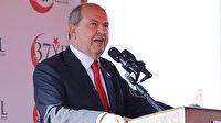 KKTC Cumhurbaşkanı Tatar: Kıbrıs'ta artık iki devletli çözüm masaya gelmelidir