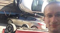 Vatandaş can, o fotoğraf peşinde: En Kaza yapan araçlarla selfie hobisi oldu