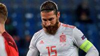 Sergio Ramos tarihe geçtiği maçta büyük hüsran yaşadı