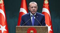 Cumhurbaşkanı Erdoğan, KKTC'ye 2 jeneratör hediye etti