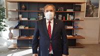 Cumhurbaşkanı Başdanışmanı Saraçoğlu'ndan koronavirüse karşı gargara önerisi