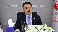 Bakan Pakdemirli: İstanbul ve Ankara'da su sıkıntısı yaşanmasını beklemiyoruz