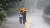 Meteoroloji'den çok sayıda il için sağanak yağış uyarısı!