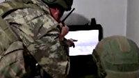Fırat Kalkanı bölgesine sızmaya çalışan 6 terörist böyle etkisiz hale getirildi