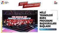 Türkiye Teknoloji Takımı Vakfı'nın 'Milli Teknoloji Burs Programı'na başvurular başladı