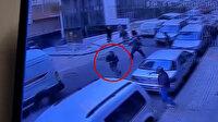 İstanbul'da kendine çarpan sürücüye kurşun yağdırdı
