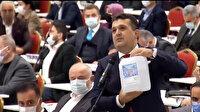 AK Parti İBB Meclis Üyesi Tuncer'den İmamoğlu'na 'dezenfektan' tepkisi: 15 TL nerede, 75 TL nerede?