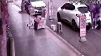 Kuyumcu tedarikçisinin çantası kapkaççılarca gasp edildi