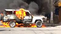 Haiti'de polisler çalışma koşullarını protesto etti: Sekiz kamu aracı ateşe verildi