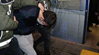 173 bin liralık altın çalan hırsızlar yakalandı: Eski suçları ele verdi