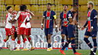 Monaco PSG'yi devirdi: Çılgın geri dönüş