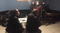 Esenyurt'ta şaşkına çeviren olay: Üstü market, altı meyhane çıktı