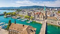 Dünyanın en pahalı şehri Zürih