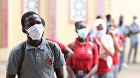 Afrika kıtasında koronavirüs vaka sayısı 2 milyonu geçti