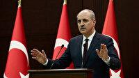 AK Parti Genel Başkanvekili Kurtulmuş'tan Türk gemisindeki aramaya tepki: Bu barbarlığa karşı her türlü yasal hakkımızı kullanacağız