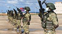 Türk Silahlı Kuvvetleri'nin Libya ordusuna yönelik askeri eğitimi ilk mezunlarını verdi
